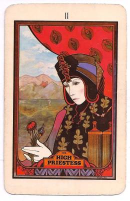 high priestess outcome relationship quotes