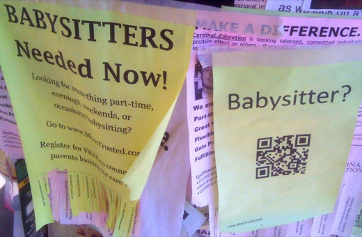 Finding a Babysitter