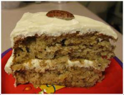 My Favorite Hummingbird Cake