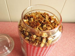 How to Make Coconut Oil Granola