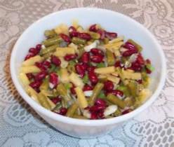 Balsamic Three Bean Salad