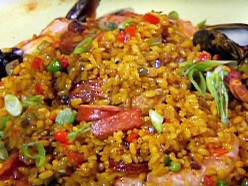 Quick and Yummy Paella