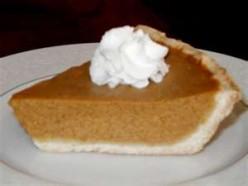 Yummy Pumpkin Pie