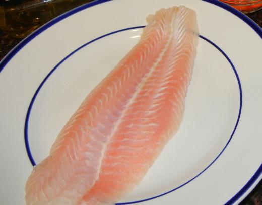 Basa Fish Fillet (Swai Fillet)