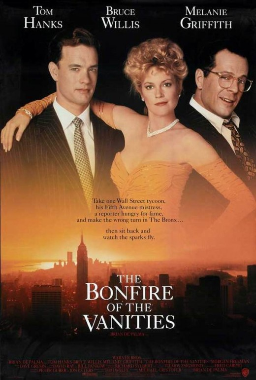 Bonfire of the Vanities (1990)