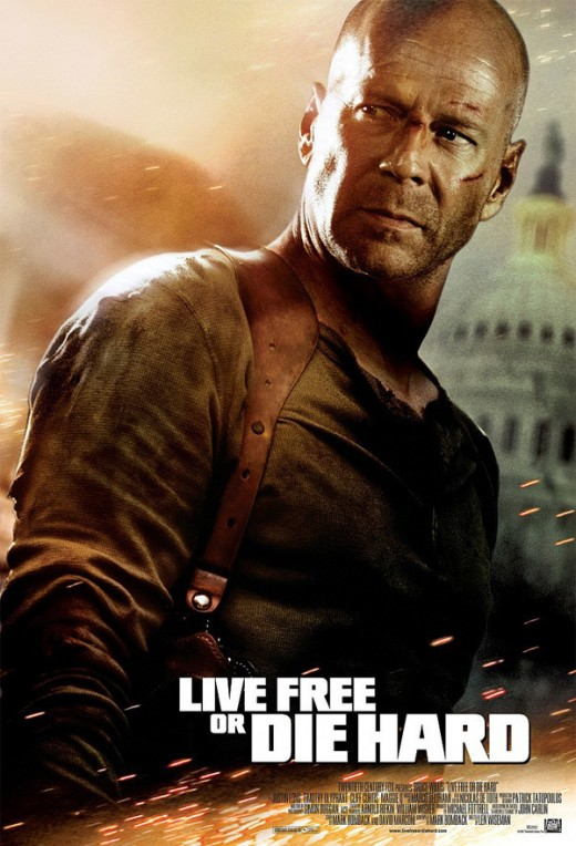 Live Free or Die Hard (2007)