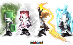 Great Xbox Live Arcade Games Part 1- Castle Crashers