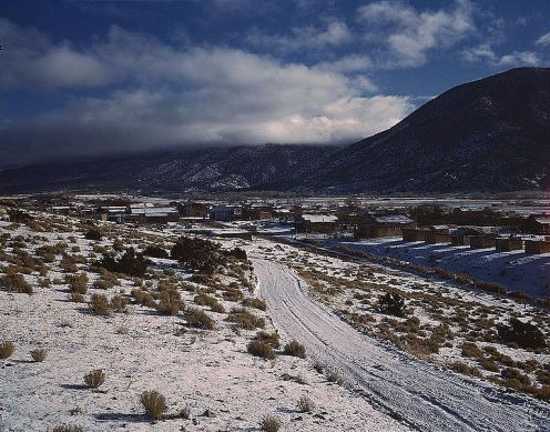Taos County, New Mexico in 1943