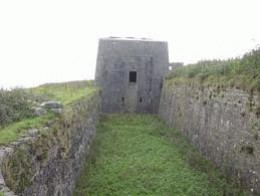 One of 7 churchs on Scattery Island