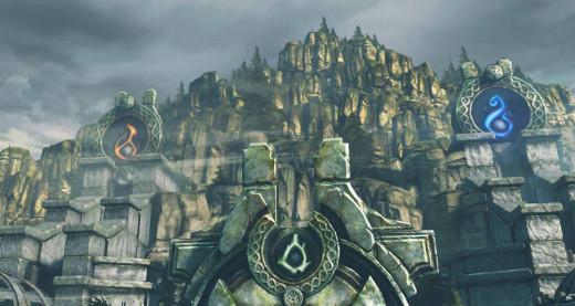Darksiders 2 Tri-stone