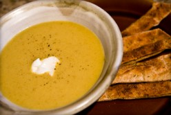 Recipe - Curried Lentil and Apple Soup