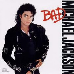 Michael Jackson Album Covers - Bad
