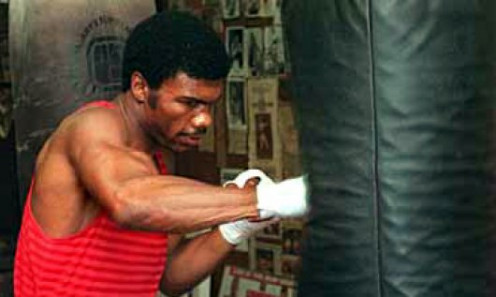 The Hawk Julian Jackson had destructive power in his right hand as he proved when he flattened Terrible Terry Norris in two stanzas.