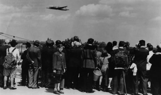 Berlin Air Drop