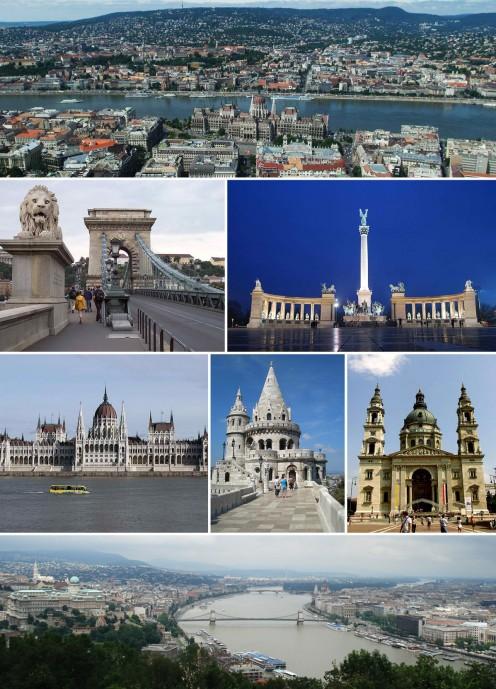 Budapest Montage