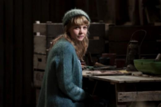 Carey Mulligan as Kathy