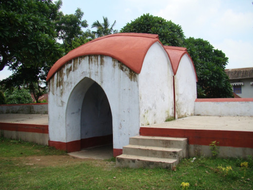 The Jorbangla gate