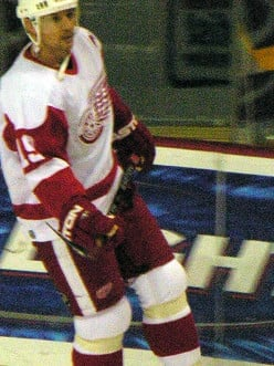 Steve Yzerman - Hockey Legends