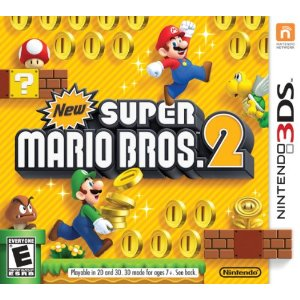 By far the best Nintendo 3DS game to date - New Super Mario Bros 2