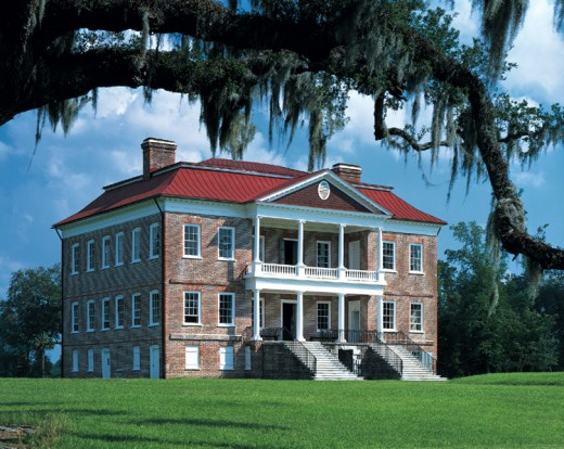 Drayton Hall Also On Ashley River Road