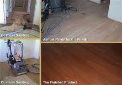 """Hardwood Floor Installation"""