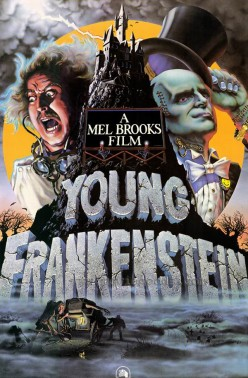 Young Frankenstein (1974) - Illustrated Reference