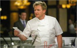Giving advice and criticism is what Gordon Ramsay does best!