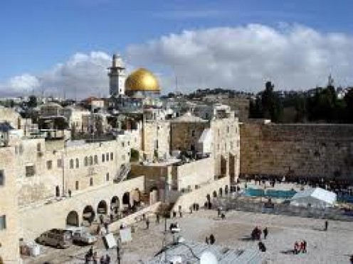 Israel is a very religious country. There are many ancient artifacts and other religious entities in this country. Most can not be found anywhere else in the world.