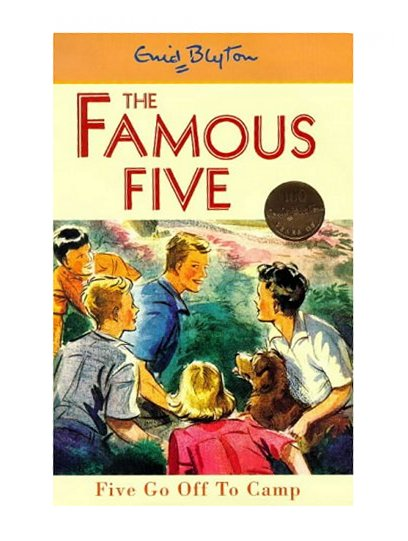 The Famous Five: Five Go Off to Camp