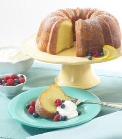 Homemade 7-Up Cake Recipe