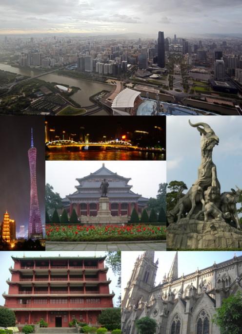 Canton (Guangzhou), China