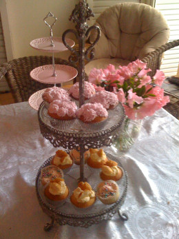 Tiered Cake Stands