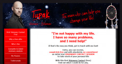 Horoscope Review: George Tupak, Visionary Psychic Shaman, Version 2.0