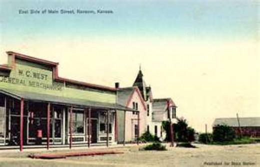Ransom, Kansas