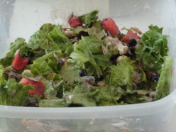 My Big Salad Recipe