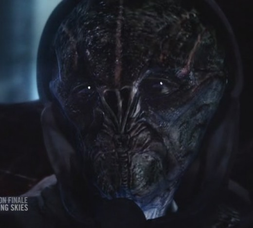 New aliens on Falling Skies