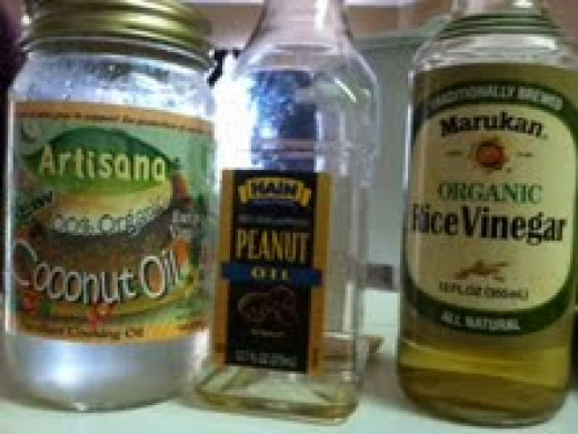 notice that i am now out of peanut oil
