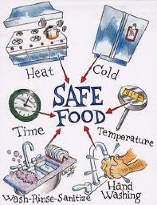 Clean Food Practice