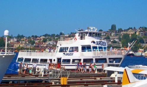 Argosy Cruis Ship
