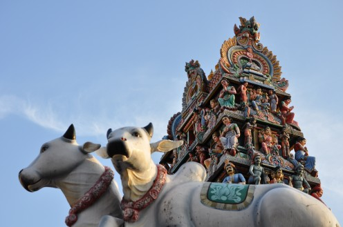 Sri Mariamman Temple.