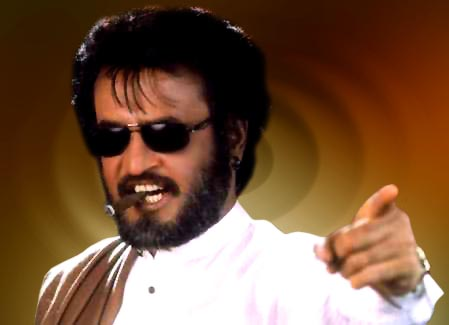 The Tamil Superstar Rajnikant