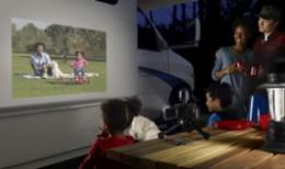 Sony Camcorder Projector