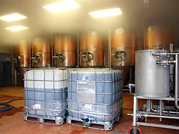 Take a tour Inside a brewery to learn about the ingredients and making of beer.