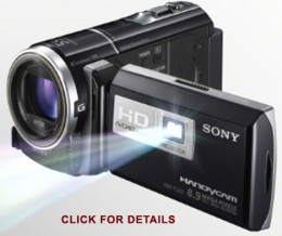 Sony HDR-PJ260V