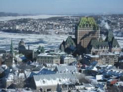 QUEBEC!: Le Canada Français, Mon Retour a Quebec and Une Cathédrale Canadienne Pendant L'Hiver (poems)