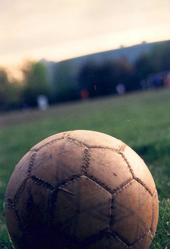 The origin of the word 'Soccer'