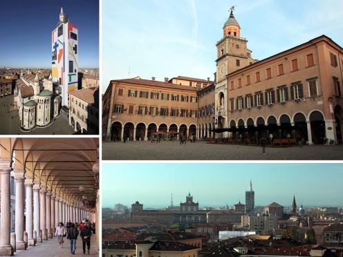 Modena Collage
