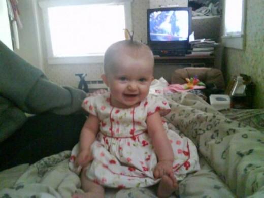 R.J.'s Baby Girl