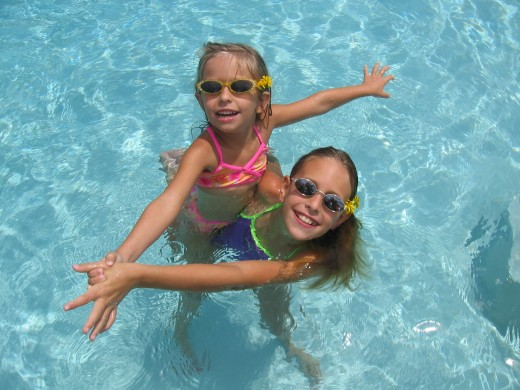 Kids love a pool. Parents love a safe pool!