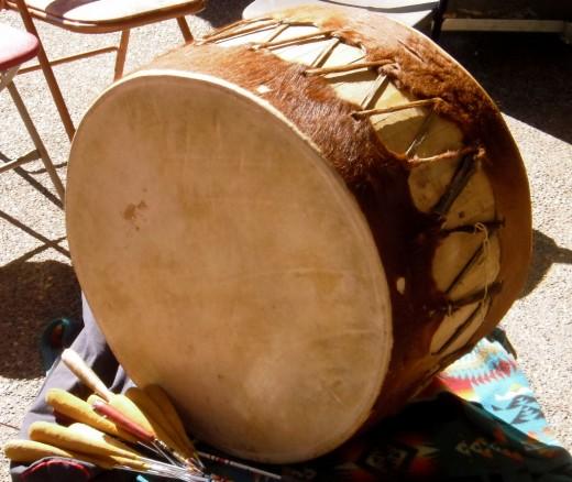 Silent drum